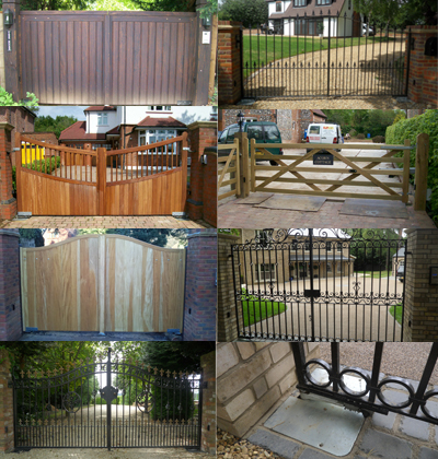 RJP Wooden and Metal Gates